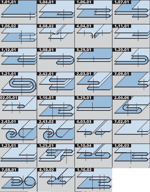 Соединительные швы (наложение)